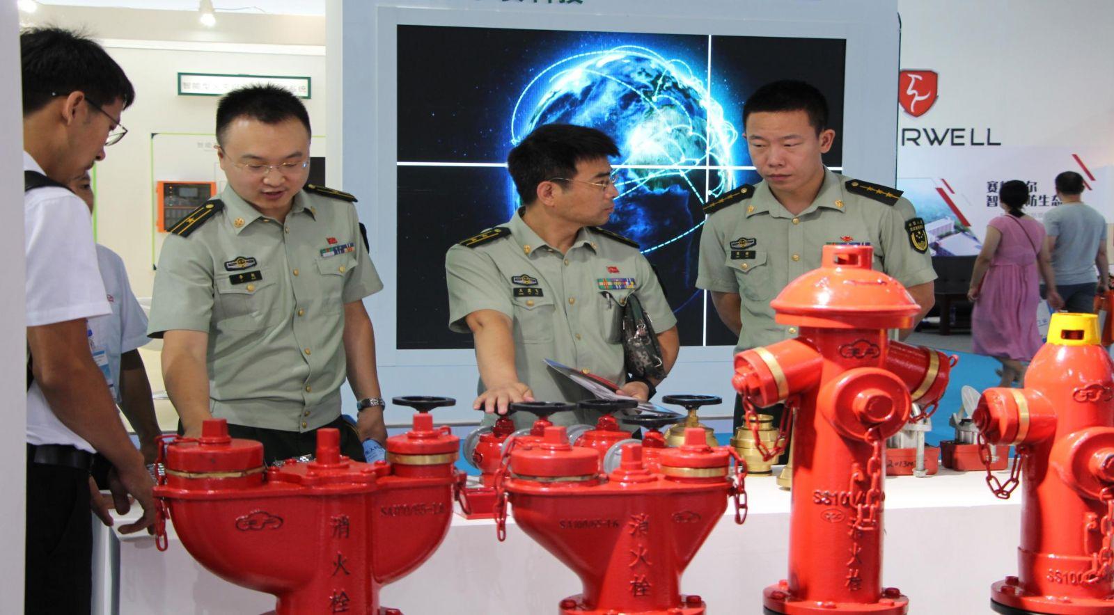 中海消防设备接线图