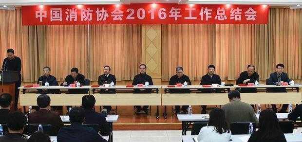中国消防协会2017年工作要点_中国消防公司