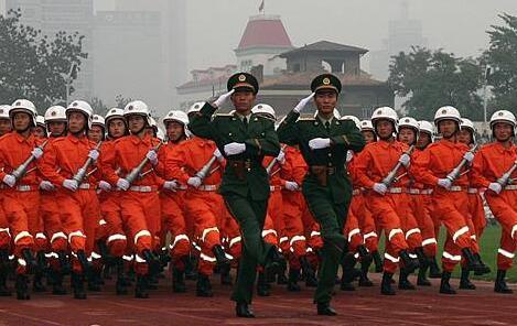 中共中央决定调整中国人民武装警察部队领导指挥体制_中国消防公司