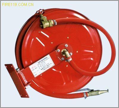 自救式消防软管卷盘(消防器材)