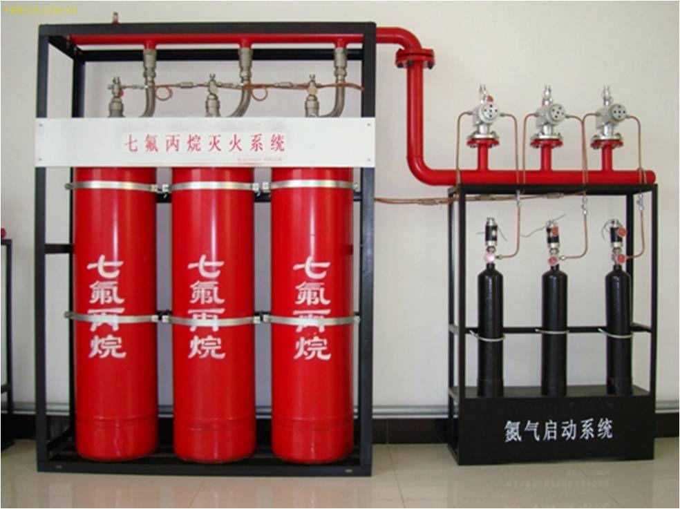 气体灭火系统_自动灭火系统及控制设备